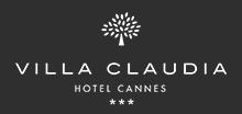 Villa Claudia Hotel de Charme Cannes Logo
